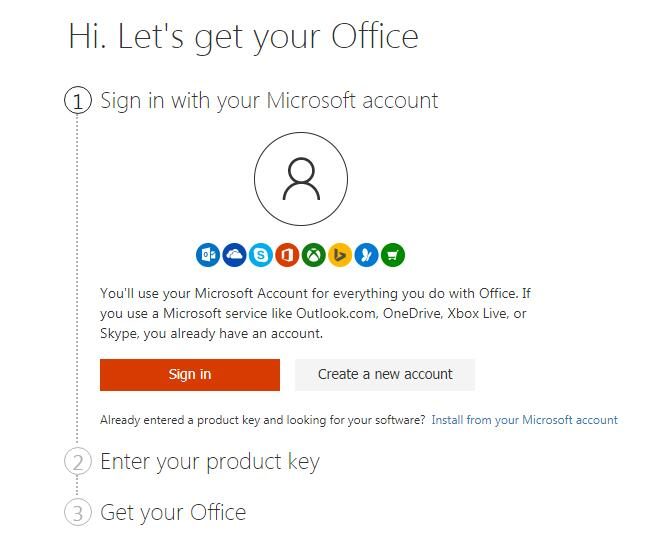 How to fix errors that occur in Office 2016 activation